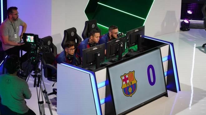 Ab sofort wird es keinen Vertreter des FC Barcelona mehr im Rocket-League-eSports geben