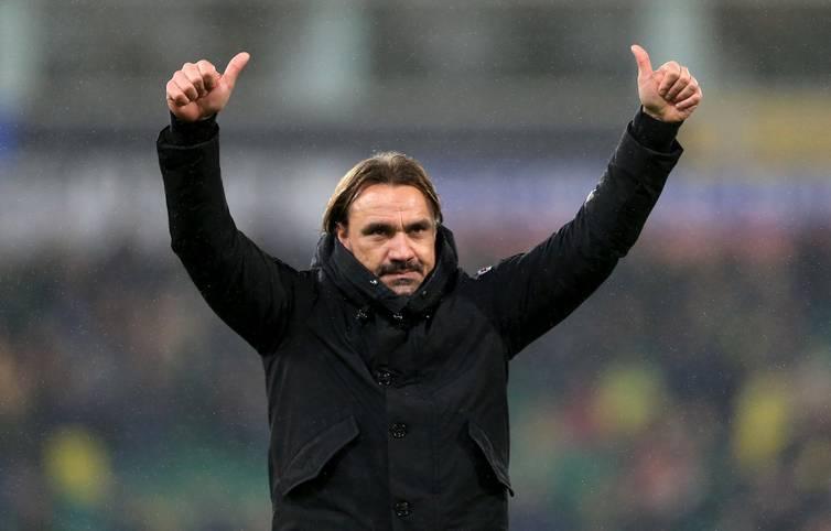 Der deutsche Trainer Daniel Farke mischt aktuell mit Norwich City die Championship, Englands 2. Liga, auf. Fünf Punkte Vorsprung auf einen Relegationsplatz weist das Farke-Team als Tabellenführer aktuell auf