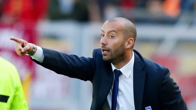 Cristian Bucchi wird neuer Trainer bei Sassuolo Calcio