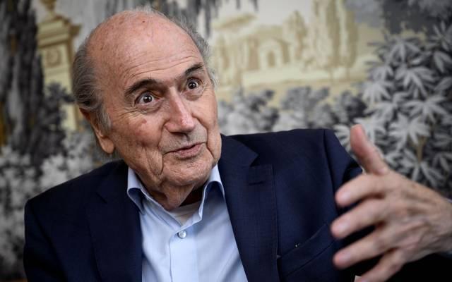 Joseph S. Blatter war von 1998 bis 2016 Präsident der FIFA