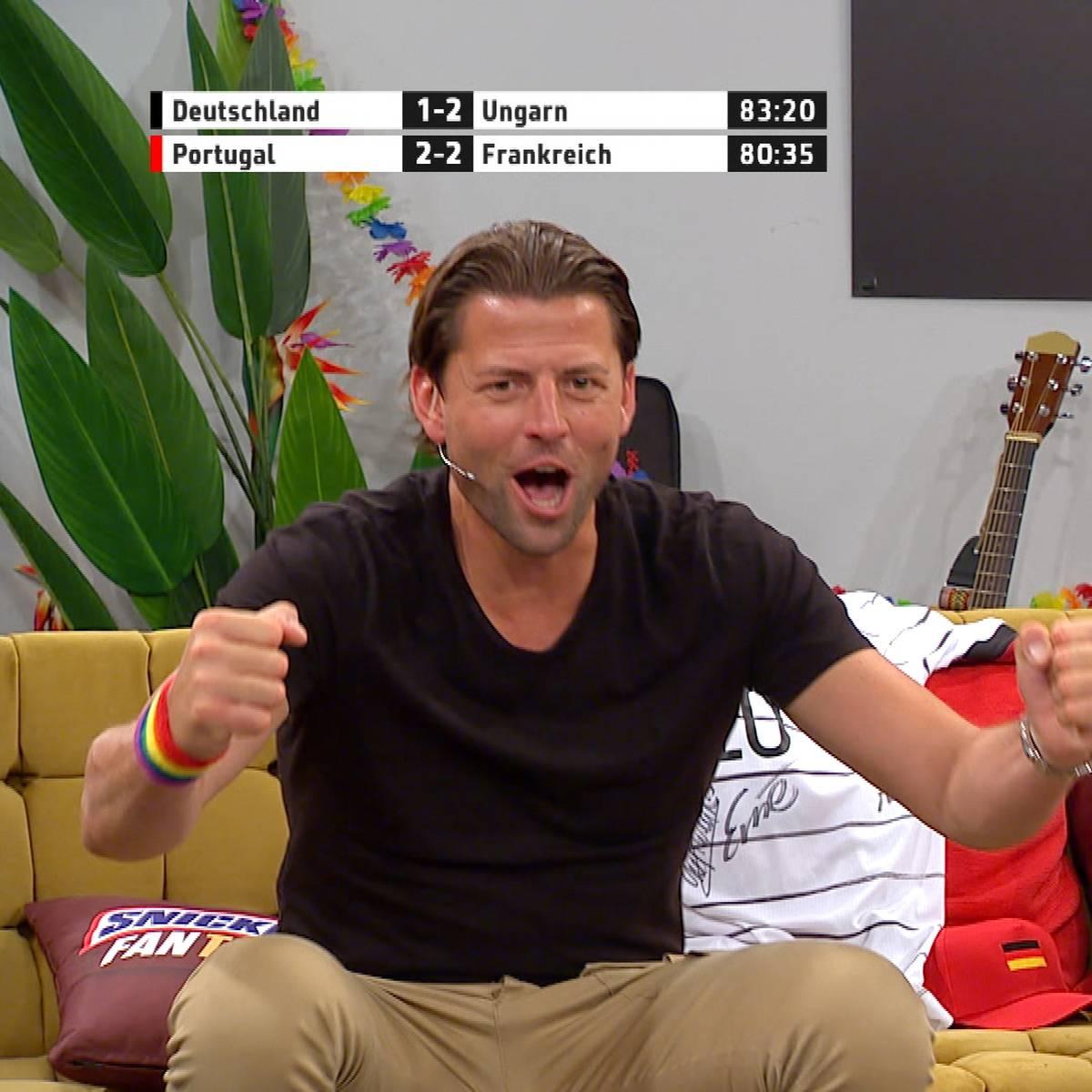 """""""Typ wie Ballack!"""" SNICKERS Fan Talks feiert DFB-Held Goretzka"""