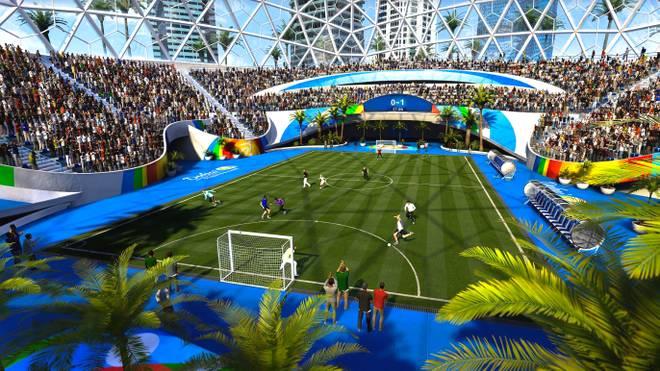 Mit FIFA 21 wird es ein weiteres Mal den VOLTA-Modus geben.