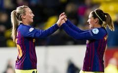 Fußball / Frauen Champions League