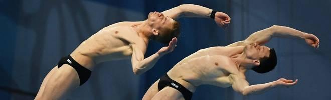 mehr Sport / Wasserspringen