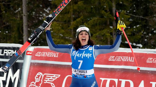 Federica Brignone gewinnt zum ersten Mal den Gesamtweltcup der Frauen