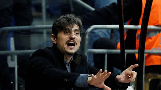 Dimitris Giannakopoulos ist Besitzer von Panathinaikos Athen