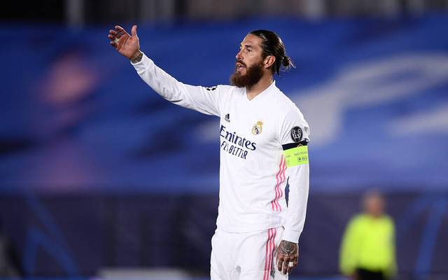 Der Kapitän der Madrilenen ist alamiert