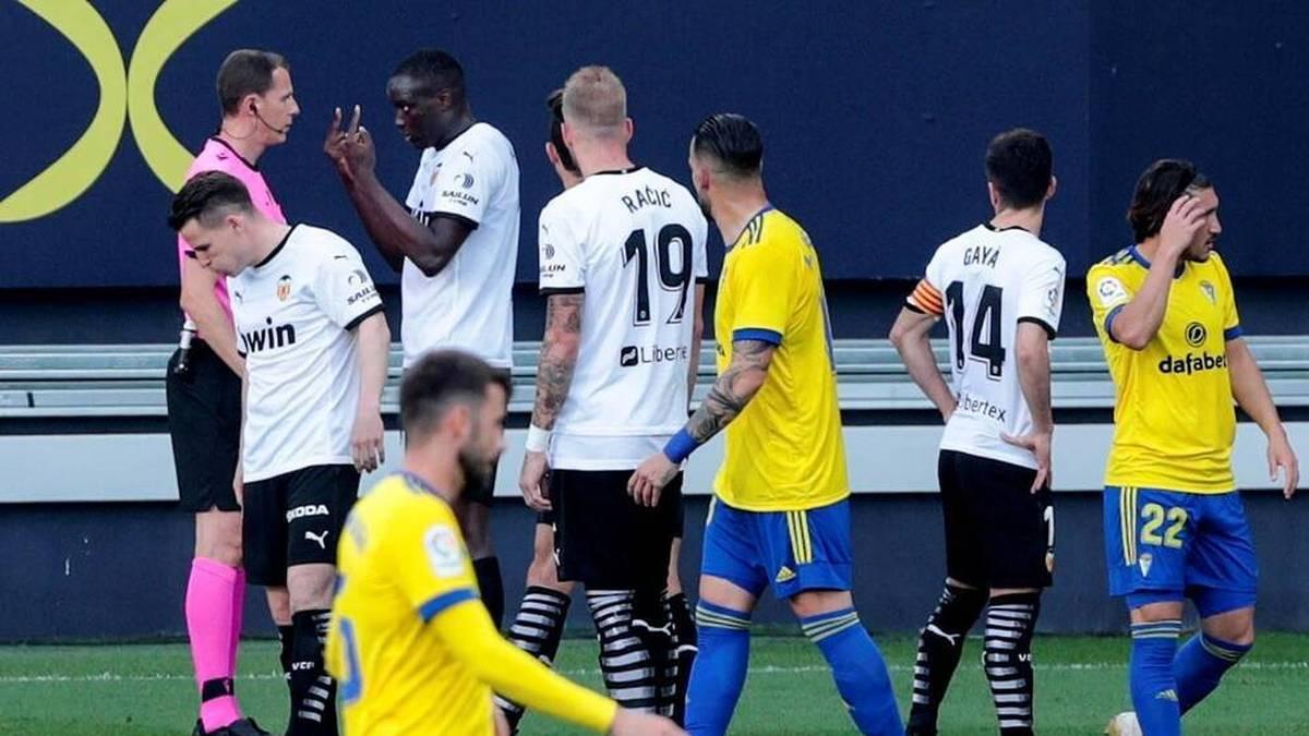 Rassismus-Eklat in Spanien? Liga ermittelt