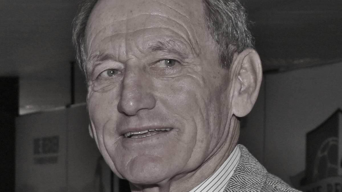 Hannes Baldauf, Ex-Spieler von Hannover 96, im März 2014
