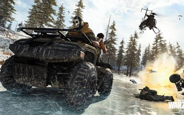 Call of Duty: Warzone ist der Battle-Royale-Ableger der CoD-Reihe.