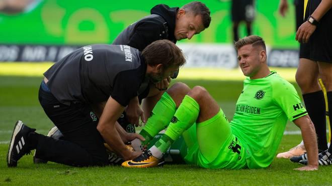 Niklas Füllkrug muss gegen den VfL Wolfsburg passen
