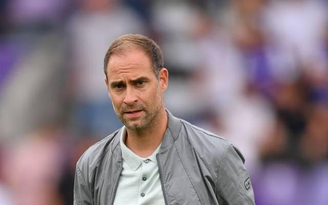Oliver Mintzlaff ist seit Januar 2016 Geschäftsführer bei RB Leipzig