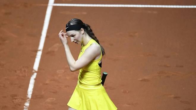 Niederlage für Tamara Korpatsch in Stuttgart