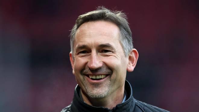 Achim Beierlorzer: Trainer bei Mainz 05