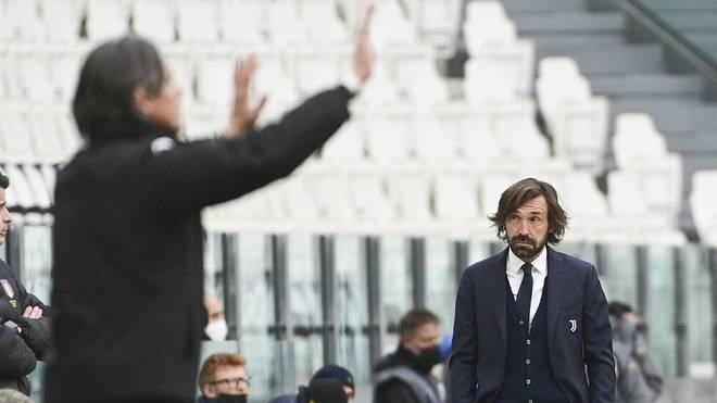 Andrea Pirlo durchlebt als Juve-Trainer schwierige Zeiten