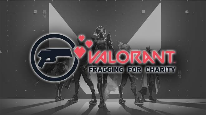 Das Charity Event Fragging for Charity bringt die Valorant-Community für den guten Zweck zusammen