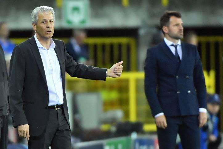 Lucien Favre feiert seinen Champions-League-Auftakt mit Borussia Dortmund. Der erste Gegner ist der FC Brügge. Die Schwarz-Gelben gewinnen dank eines Tores von Christian Pulisic glücklich. Mario Götze, der von Beginn an spielen darf, kann seine Chance nicht nutzen. SPORT1 benotet die BVB-Spieler