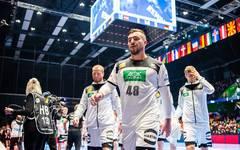 Fussball / Handball-Nationalteam