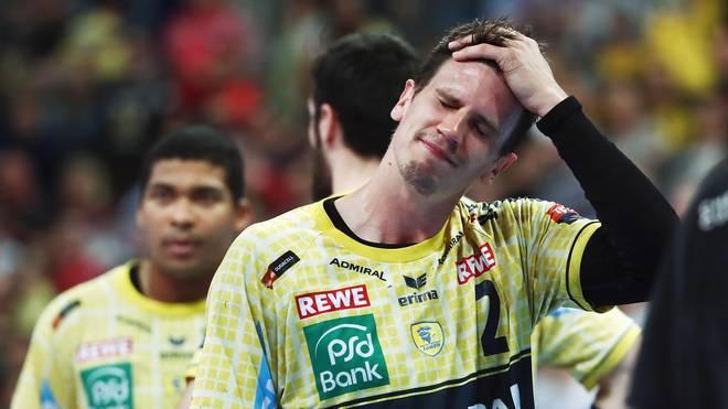 Andy Schmid erzielte fünf Tore für die Rhein-Neckar Löwen