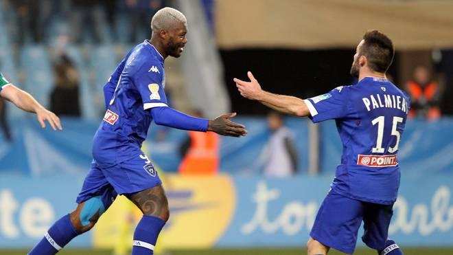 Djibril Cisse spielte zuletzt beim französischen Klub SC Bastia