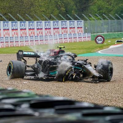 """""""What the fuck!"""" Hamilton mit Aufholjagd nach Mercedes-Chaos"""