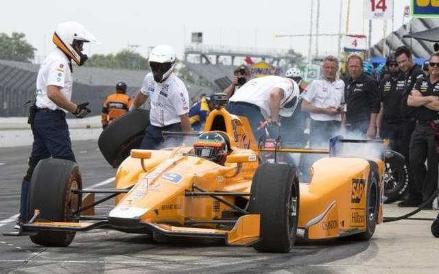 Reicht die Chevy-Power Fernando Alonso zum Sieg beim Indy 500?