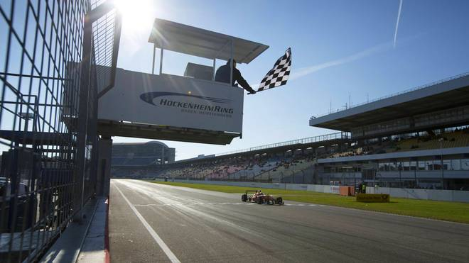 Die Formel 1 macht vermutlich letztmals am Hockenheimring Station