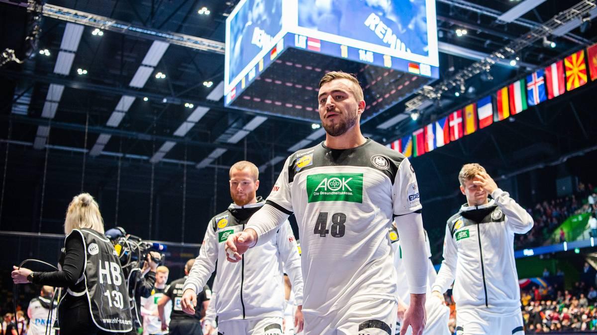 Nationalspieler Jannik Kohlbacher ist an Corona infiziert