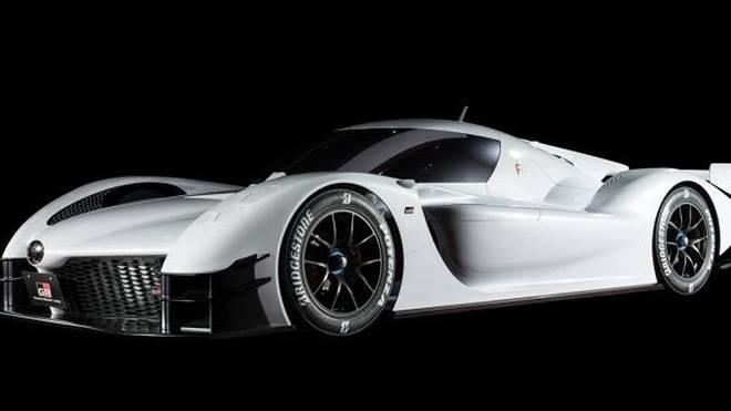 Mit dem GR Super Sport Concept zeigt Toyota die mögliche Le-Mans-Zukunft