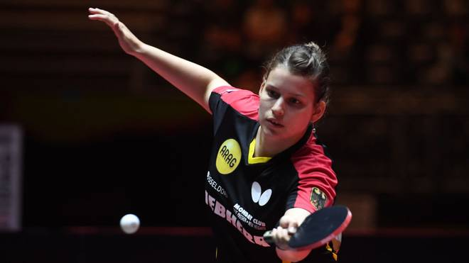 Petrissa Solja ist beim Tischtennis-Weltcup in Chengdu im Halbfinale ausgeschieden