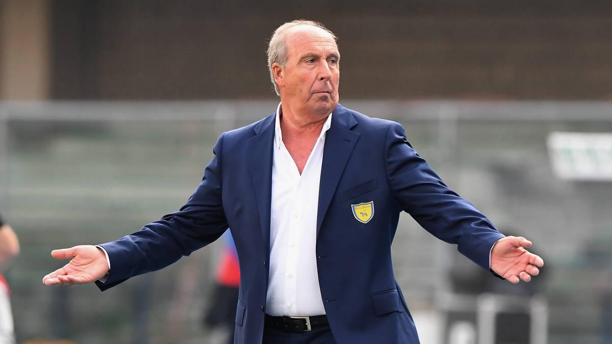 Ex-Nationaltrainer Ventura offenbar bei Chievo zurückgetreten