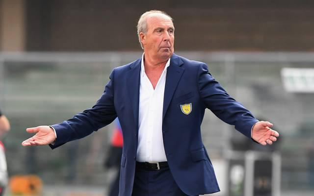Gian Piero Ventura ist offenbar nicht mehr Trainer von Chievo Verona