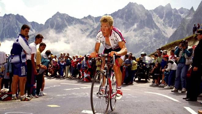 Brian Holm fuhr zwischen 1993 und 1997 für das Team Telekom