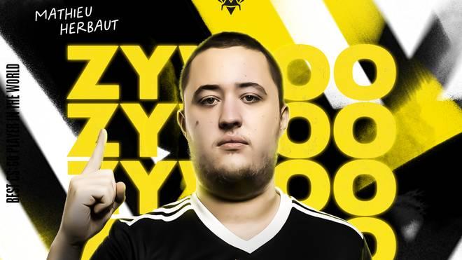 Mit 20 Jahren schon zweimalig zum besten CS:GO-Spieler der Welt gewählt: Team Vitalitys ZyWoo