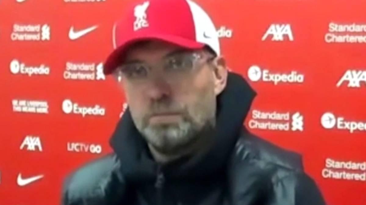 Bei Liverpools 2:1-Sieg gegen West Ham United machte Ex-Bayern-Profi Xherdan Shaqiri eine geniale Vorlage zum Siegestreffer. Trainer Jürgen Klopp freut sich über seine Leistung.