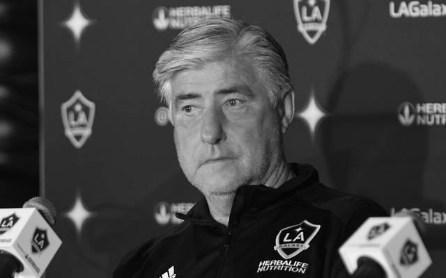 """""""Sigi"""" Schmid gewann zweimal die Meisterschaft der MLS: 2002 mit LA Galaxy und 2008 mit Columbus Crew"""