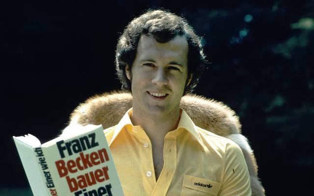 Franz Beckenbauer spricht vor seinem 75. Geburtstag über sein Leben