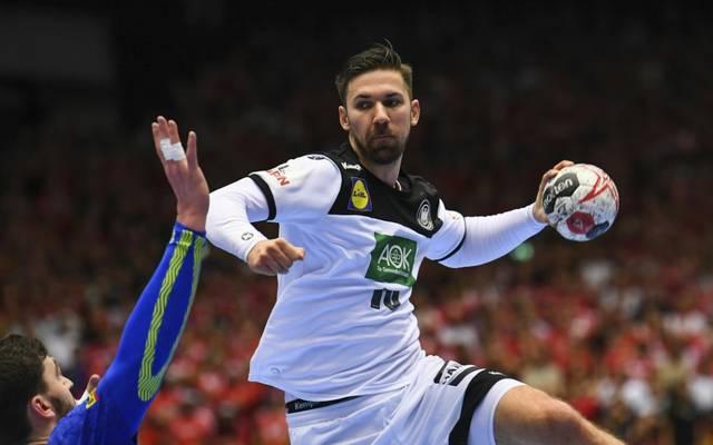 Handball-WM: Zwei deutsche Schiedsrichter werden pfeifen
