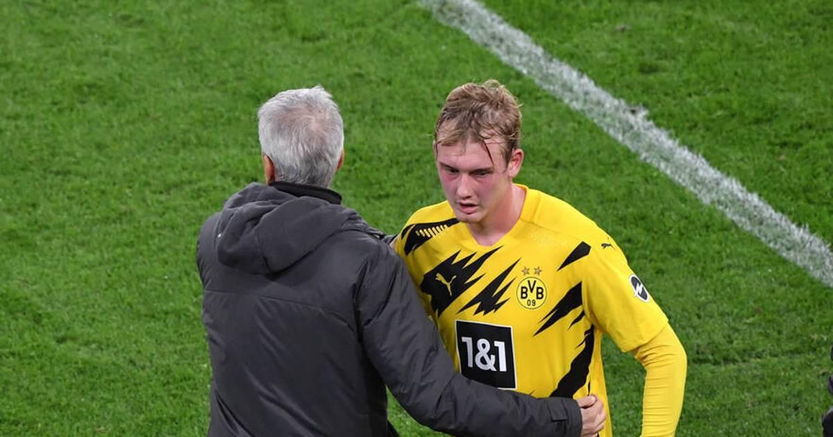 Borussia Dortmund: Nationalspieler Julian Brandt blüht wieder auf