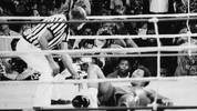 Foreman KO'd By Ali In 'Rumble In The Jungle'