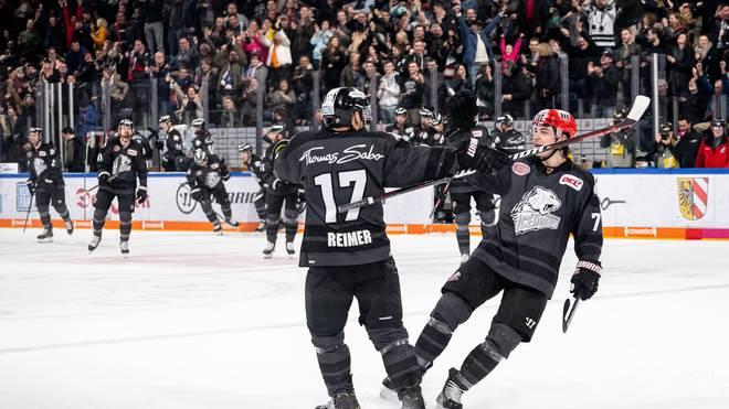 Die Nürnberg Ice Tigers laufen ab der nächsten Saison mit neuem Sponsor auf