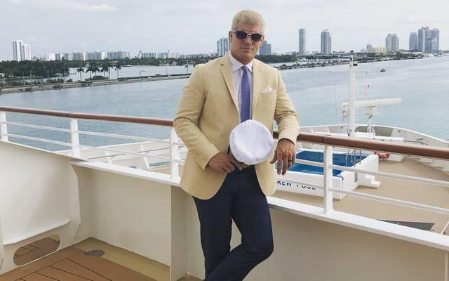 Cody Rhodes setzt sich auch in den sozialen Medien gekonnt in Szene