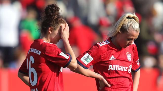 Die Damen des FC Bayern kamen beim SC Sand nicht über ein Unentschieden hinaus