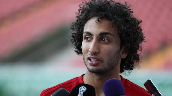Afrika-Cup: Ägypten wirft Amr Warda aus Afrika-Cup-Kader, Amr Warda wurde aus dem Kader Ägyptens geworfen