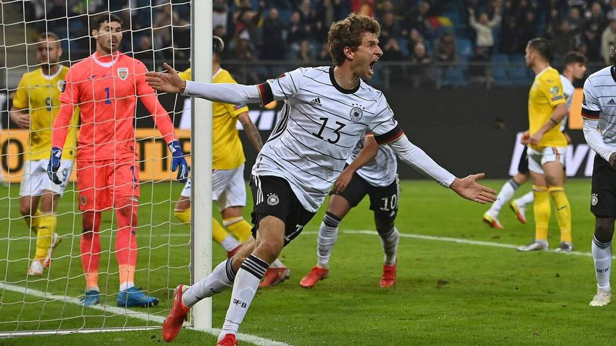 Joker Müller sticht! DFB-Elf dreht Spiel gegen Rumänien