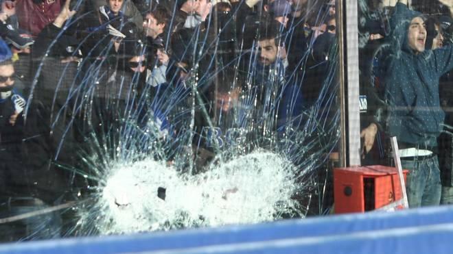 Ein römischer Fußball-Hooligan wurde nach einem Mord an einem Fan des SSC Neapel verurteilt