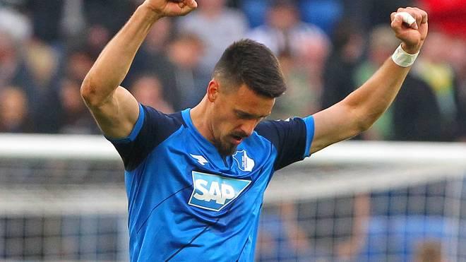 Sandro Wagner wechselte von Darmstadt nach Hoffenheim
