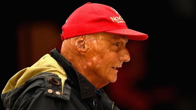 Der Unfall auf dem Nürburgring zeichnete Niki Lauda schwer