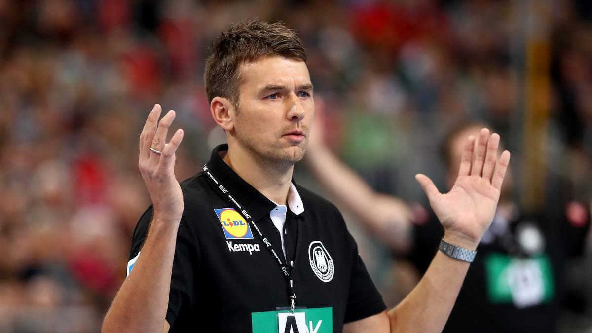 Handball-WM: Christian Prokop streicht Tobias Reichmann und Tim Suton Christian Prokop sorgte mit der Nichtberücksichtigung von Tobias Reichmann für eine Überraschung bei der Kadernominierung