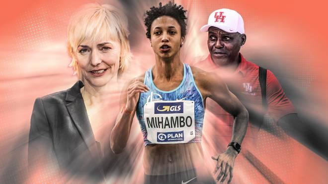 Heike Drechsler spricht über Malaika Mihambo und ihren neuen Trainer Carl Lewis
